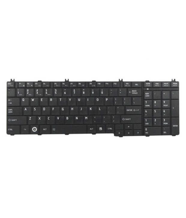 4D Toshiba-C650 Internal Laptop Keyboard