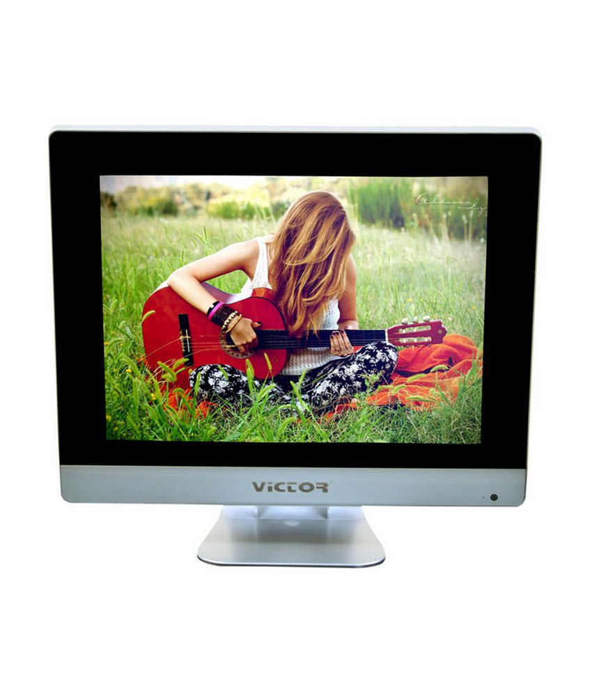 Victor 1721 Series 43.18 cm (17) HD Ready LED TV Monitor