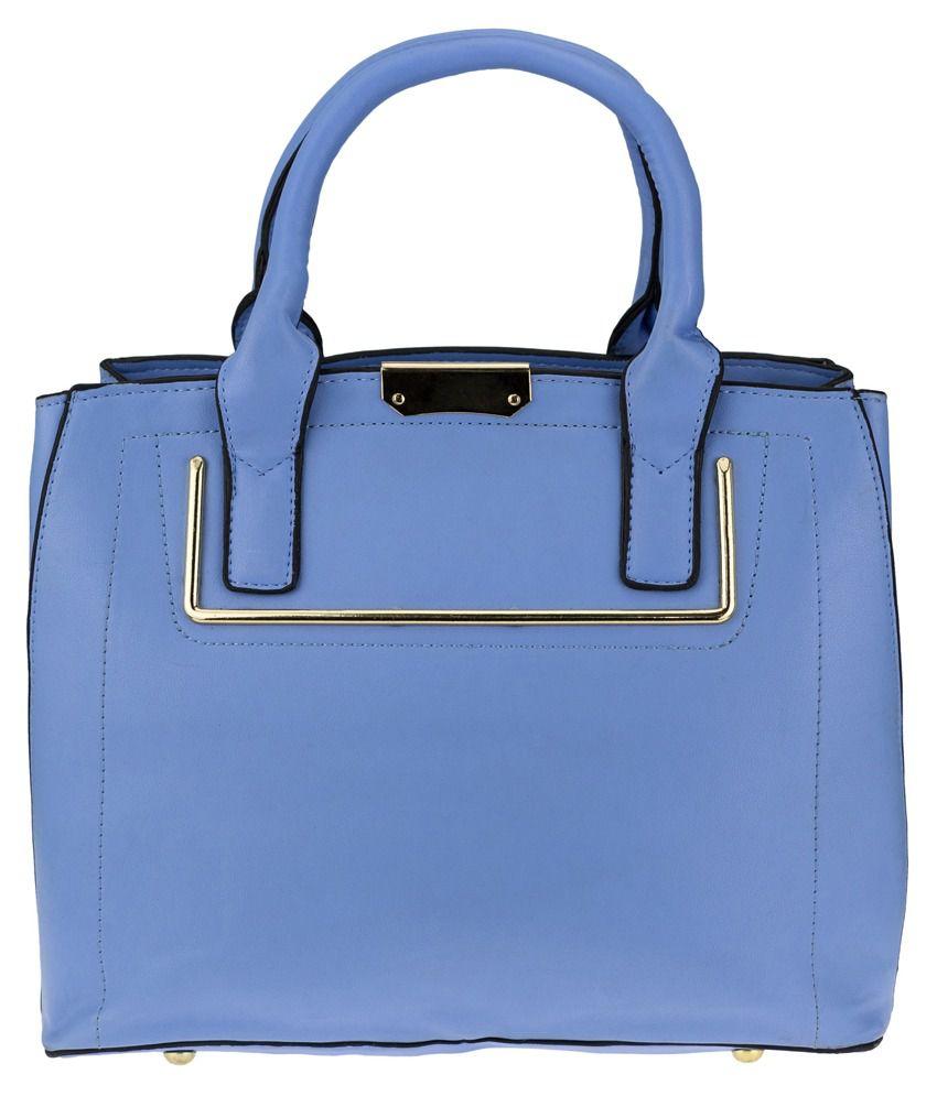 Genious Blue Shoulder Bags