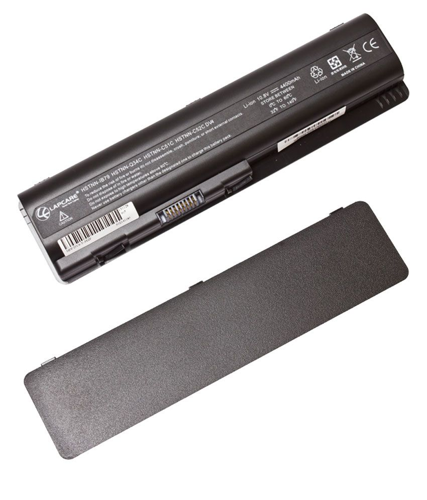 Lapcare 4400mAh Li-Ion Laptop Battery for HP Pavilion dv5-1060tx