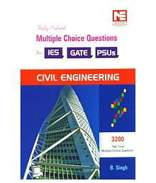 3200 MCQ for IES/GATE/PSUs : Civil Engineering