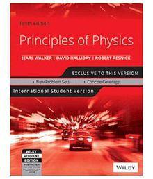 Principles Of Physics, 10Th Ed, Isv