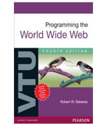 Programming The World Wide Web : For Vtu
