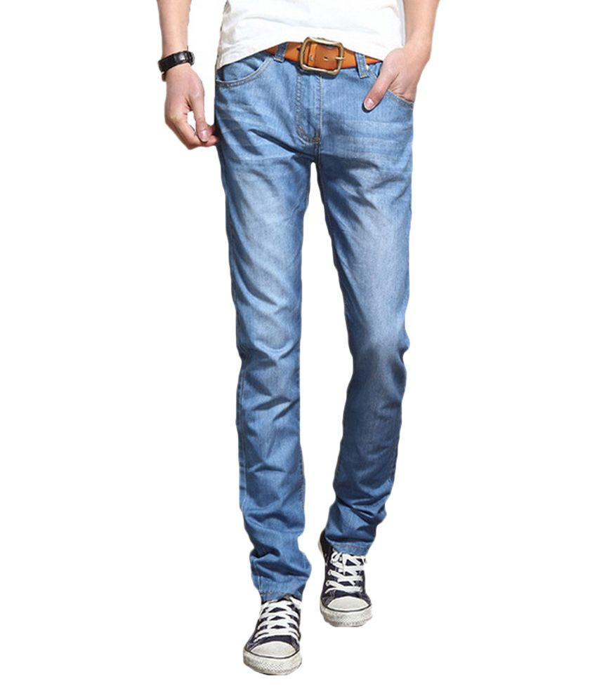 Rds Blue Slim Fit Jeans