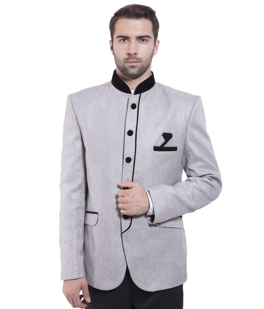 Wintage Silver festive Blazer