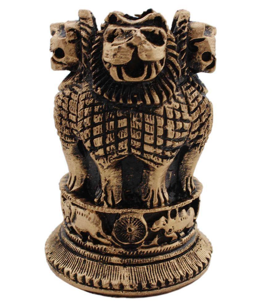 Tootpado National Emblem Ashoka Symbol Pen Holder Buy Online At