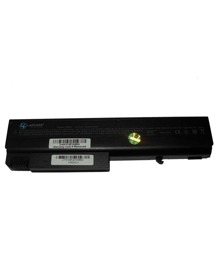 Lapcare 4400 mAh Laptop Battery For HP P/N. HSTNN-C12C With Free Actone Mobile Charging Data Cable