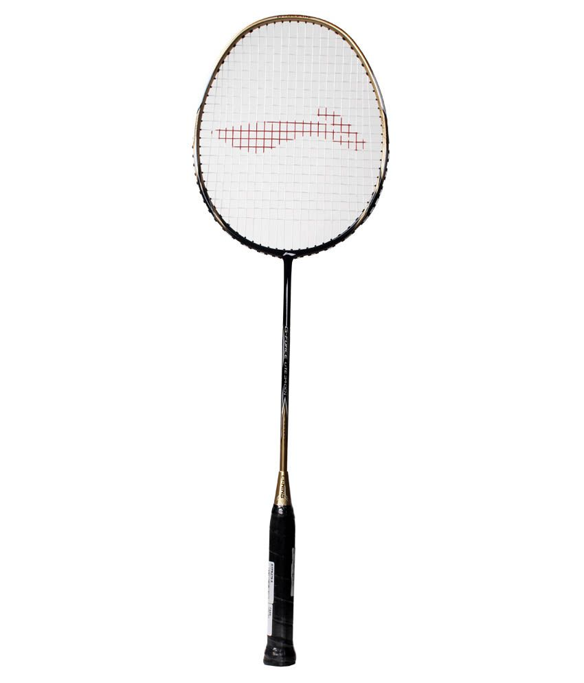 Li Ning G Force Ute 3400i Slim Shaft Badminton Racket