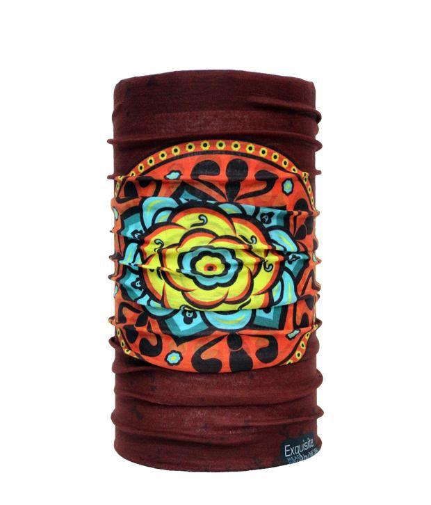 Noise Exquisite 13 In 1 Indian Harmony Headwrap