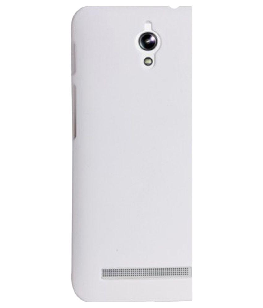new concept 4d876 22a90 RDcase Back Cover For Asus Zenfone Go ZC500TG - White