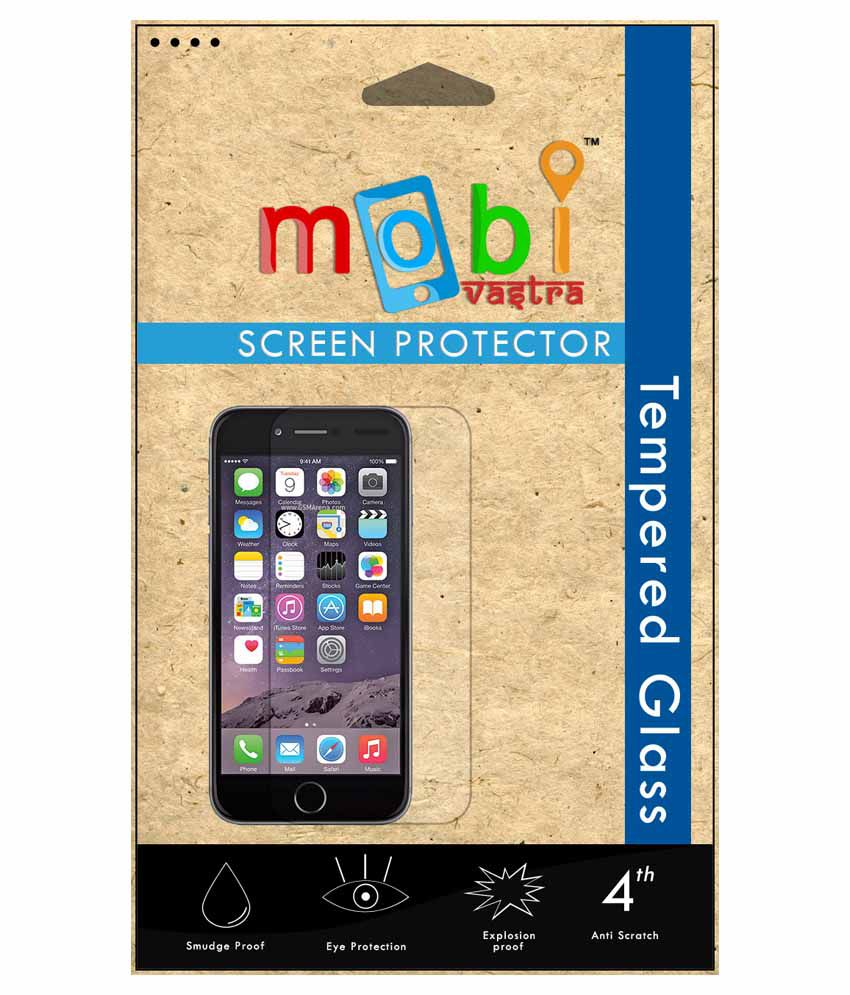 Asus Zenphone 5 Tempered Glass Screen Guard by Mobi Vastra