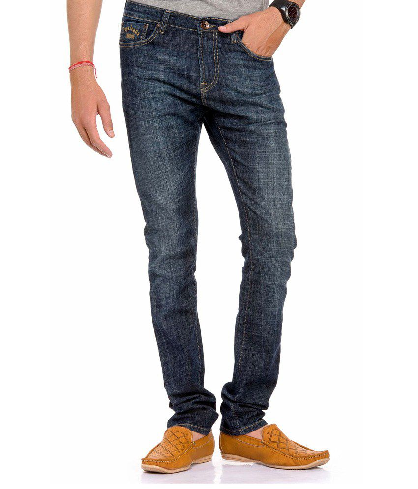 Pepe Jeans Blue Skinny Fit Jeans