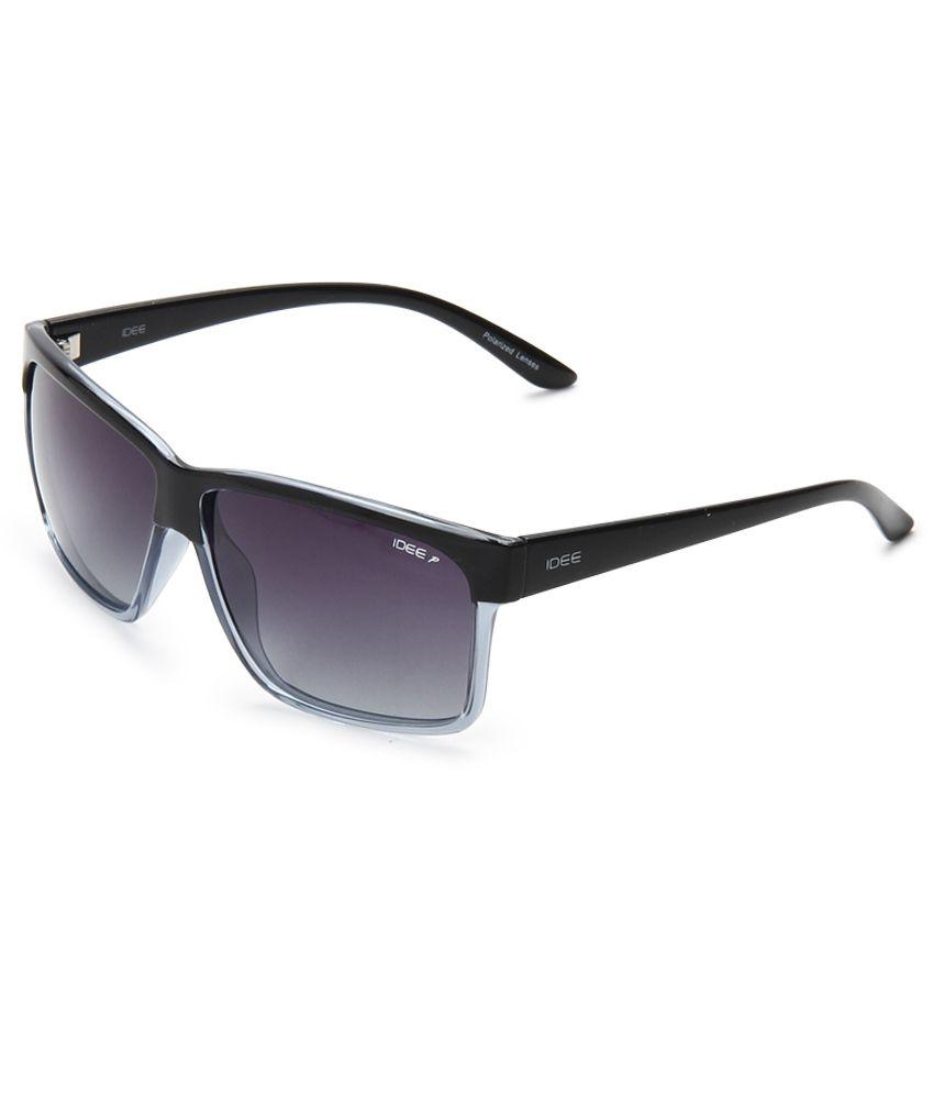 Idee NIDS1992C2P Purple Wayfarer Sunglasses