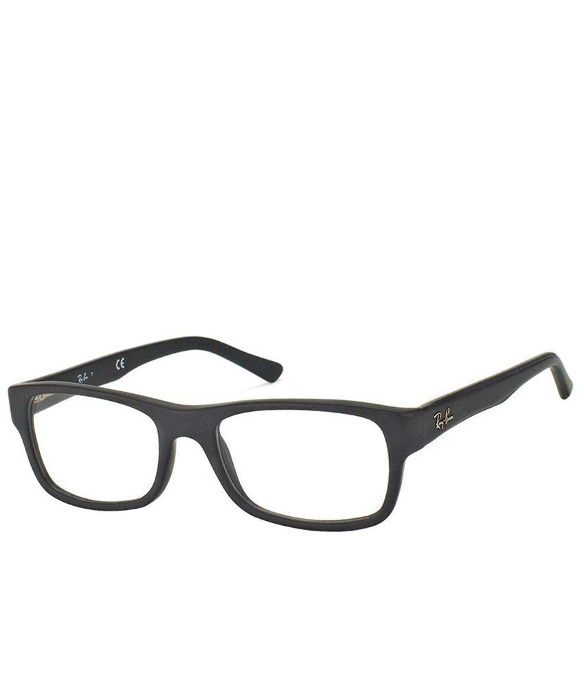 5c5a3c228c Ray Ban Unisex Eyeglass Rx5268-5582-52 - Buy Ray Ban Unisex Eyeglass Rx5268- 5582-52 Online at Low Price - Snapdeal