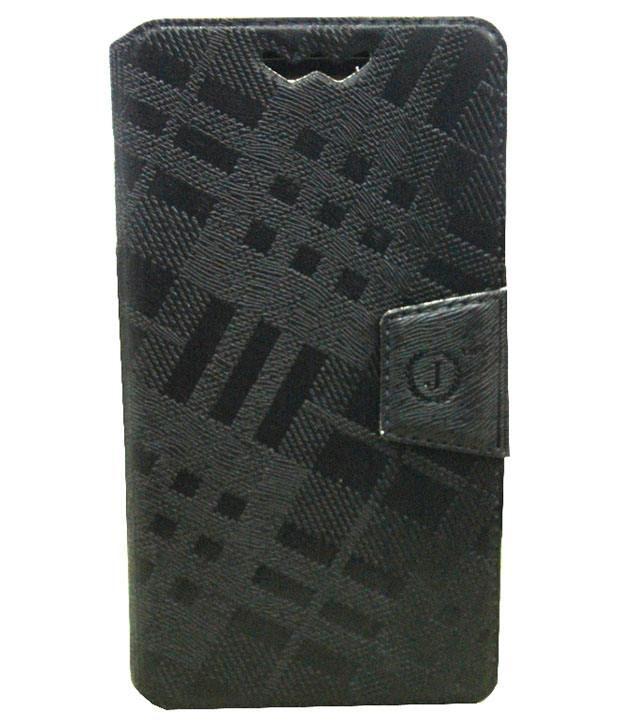 Jo Jo Flip Cover For Samsung Galaxy Xcover 3 - Black