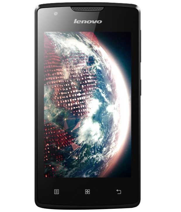 Lenovo A1000 (8GB, Black) By Snapdeal @ Rs.3,799