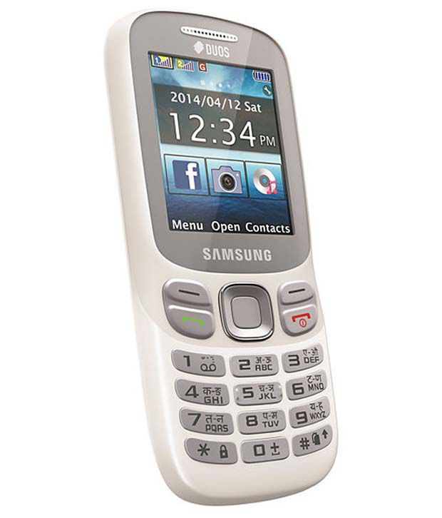 SAMSUNG Metro B313E (White) - Feature Phone Online at Low Prices ...