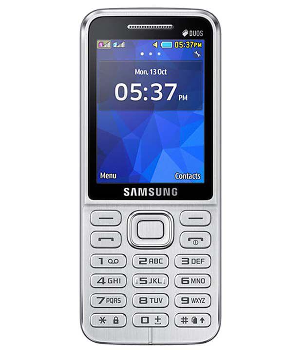 Samsung B360E (White)