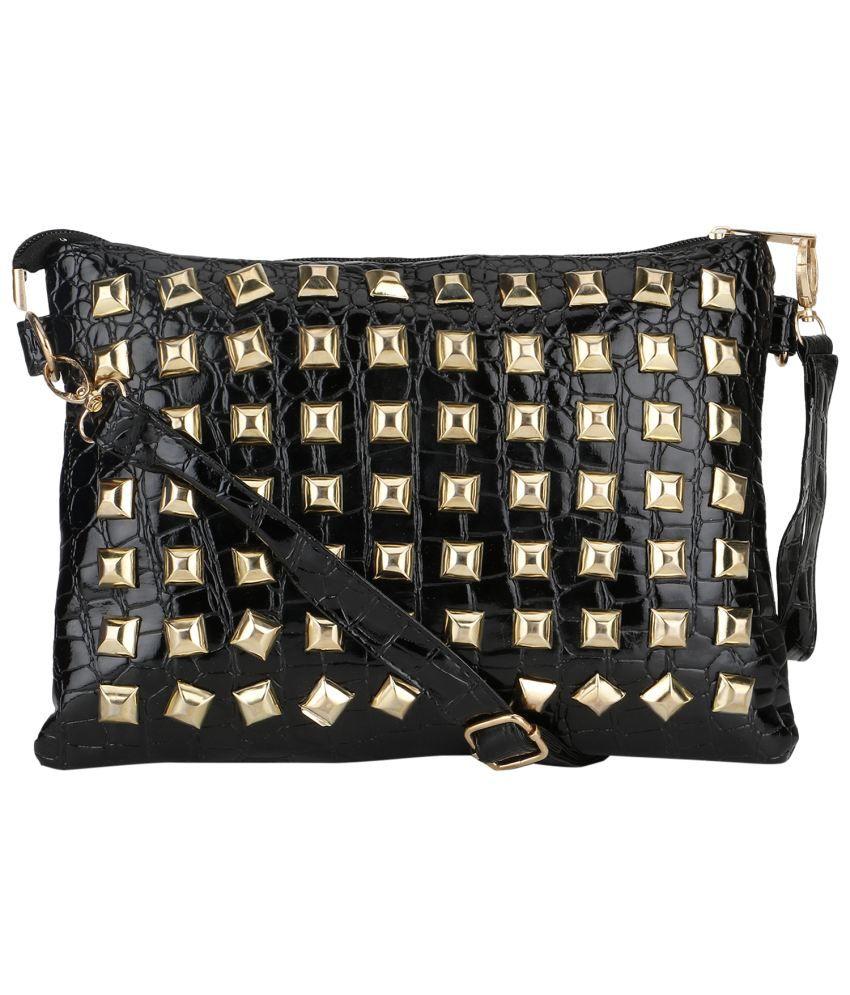 805411f945 Bling It On Black Sling Bags