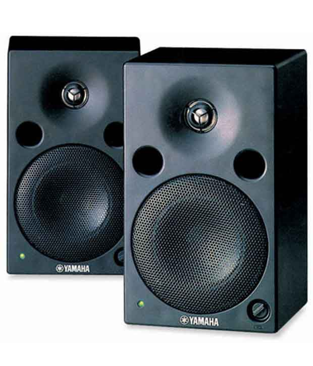 Style Of Yamaha MSP5 Studio pair Powered Studio Monitors PA System Amazing - Review sound monitor Luxury