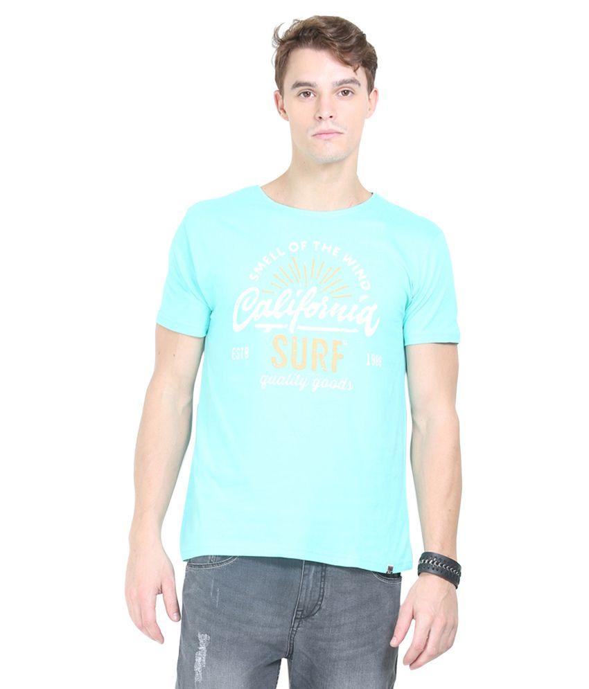 HW Green Cotton T-Shirt