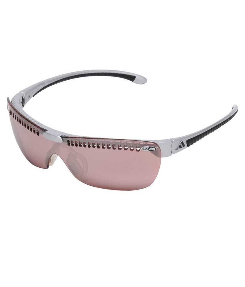 cca72d34176 Adidas A138 00 6052 Pink Sport Unisex Sunglass - Buy Adidas A138 00 6052  Pink Sport Unisex Sunglass Online at Low Price - Snapdeal