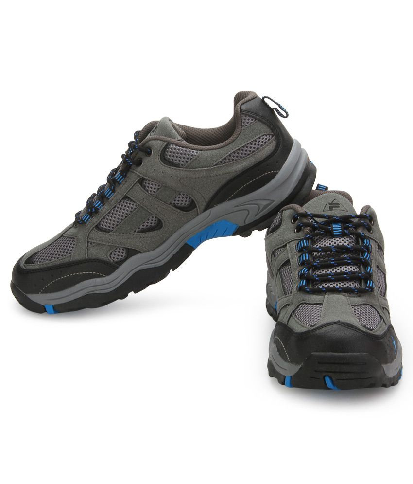 36378d9ea37 Fila Hunter Gray Sports Shoes - Buy Fila Hunter Gray Sports Shoes ...