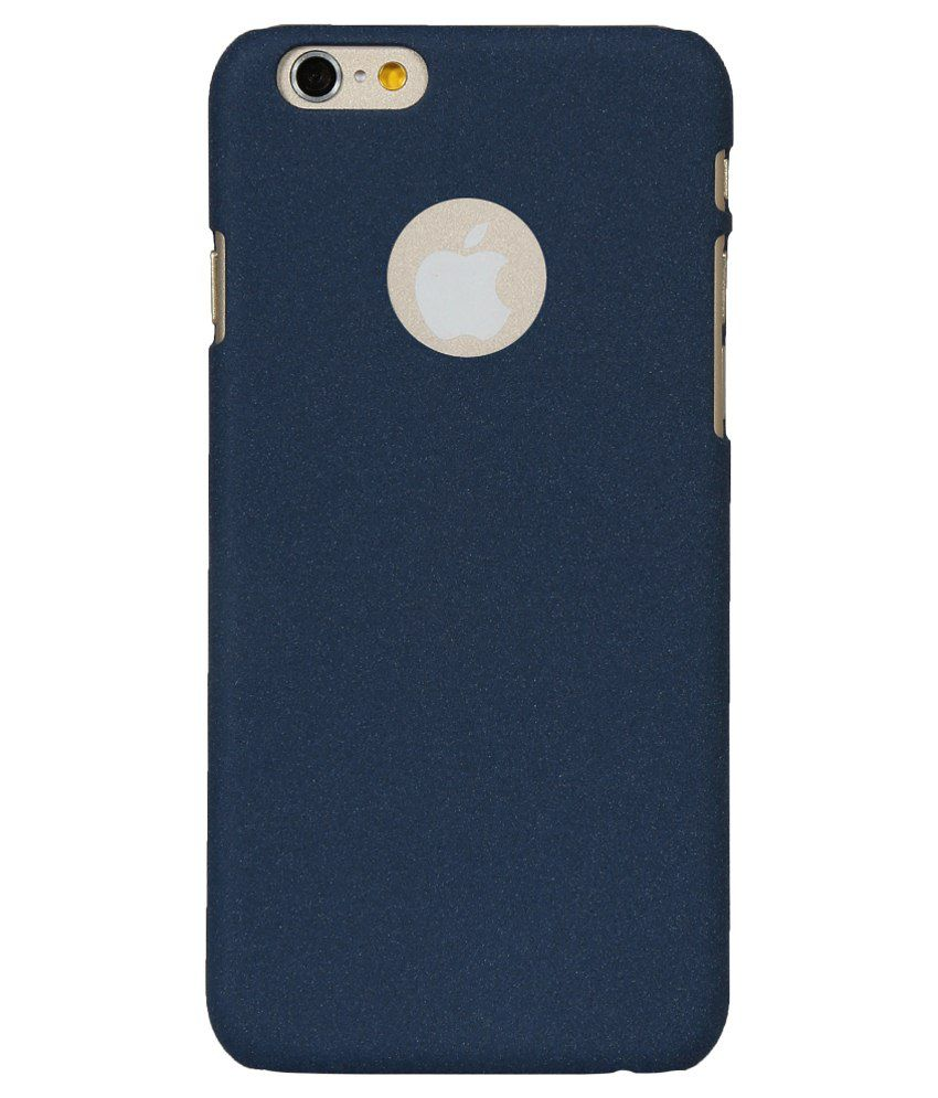 Iaccy Back Cover For Apple iPhone 6-Blue