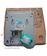 Huawei ETS5623 Cordless Landline Phone White