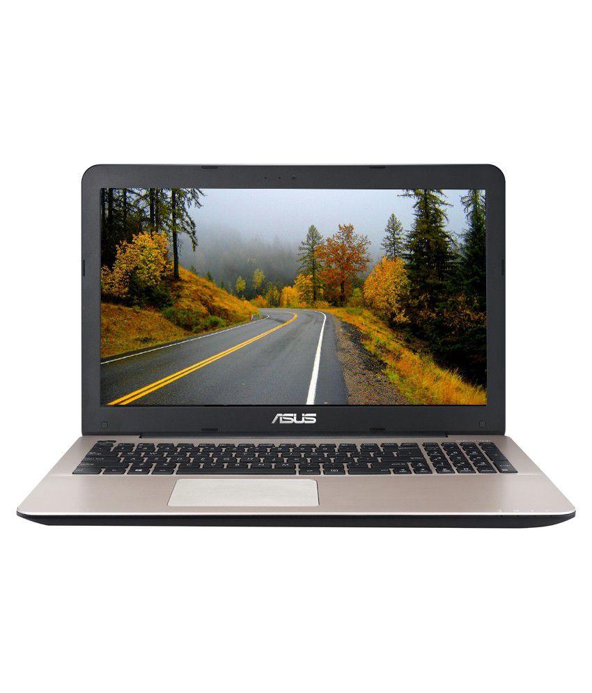 Asus A555LF-XO255D Notebook (90NB08H1-M03900)(5th Gen Intel Core i3- 4 GB RAM- 1TB HDD- 39.62 cm (15.6)- DOS- 2GB Graphics)(Brown)