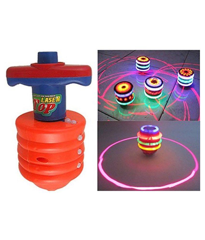 fantasy india multicolour lighting laser top musical toys buy