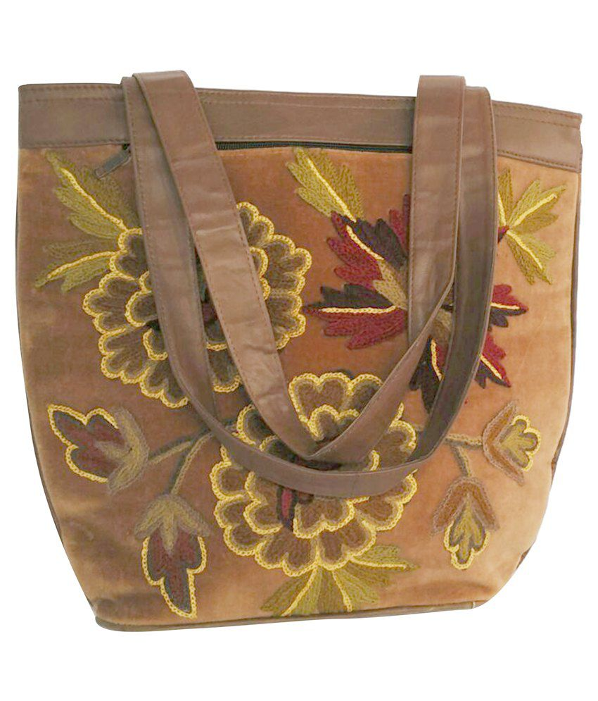 South City Beige Tote Bag