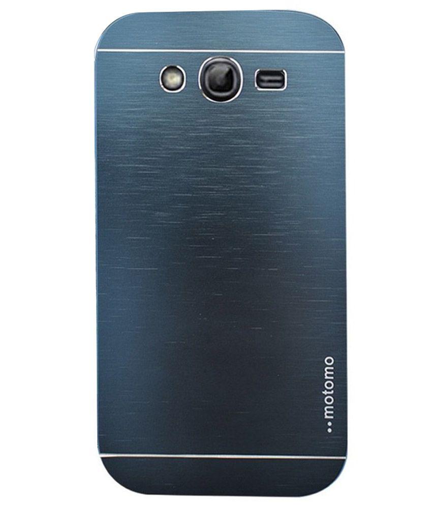 innovative design 5f0c2 f5650 Motomo Metal Back Cover For Samsung Galaxy J5 SM-J500F - Blue