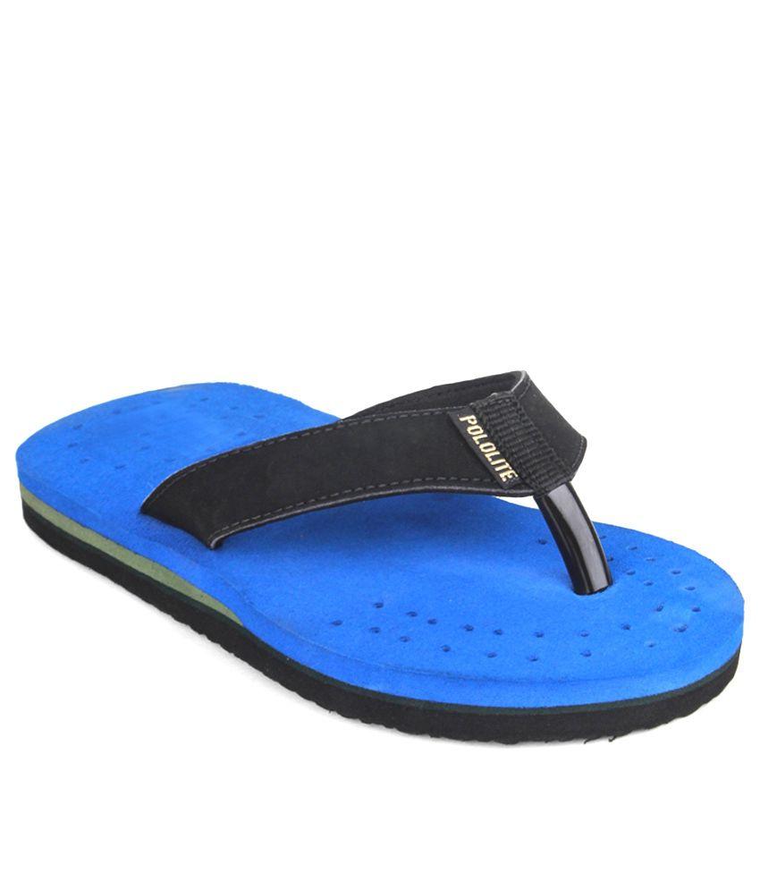 11e Blue Flip Flop