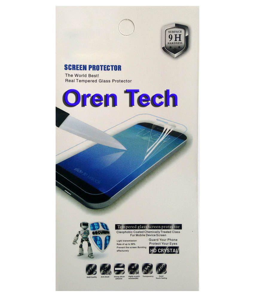 Orentech Clear Screen Guard For Asus Zenfone 4 A450cg