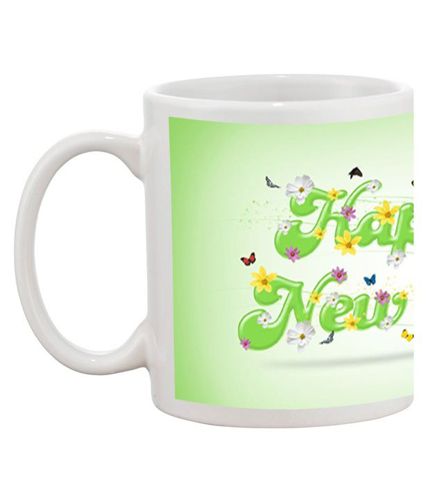Tia Creation Happy New Year D-2 Gift Coffee Mug
