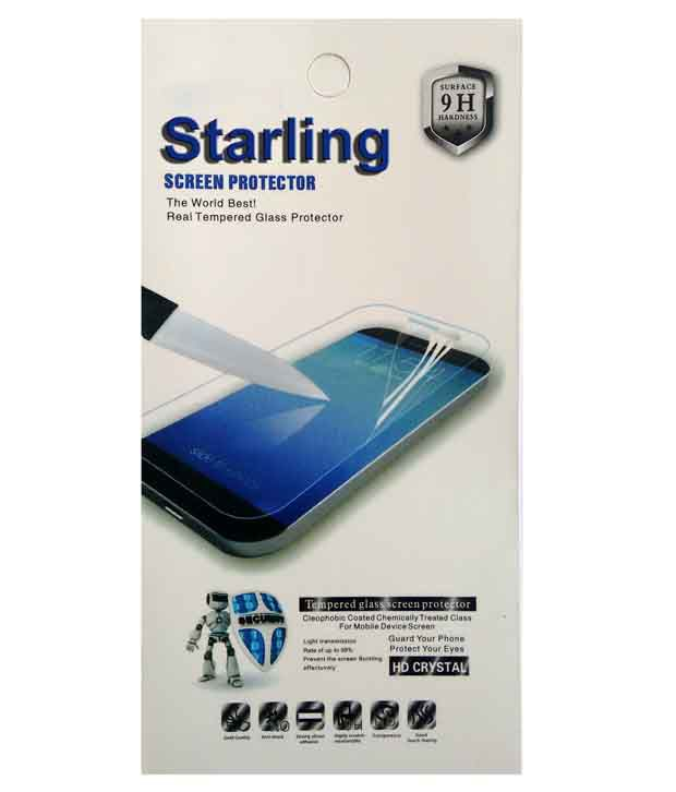 Starling Clear Screen Guard For Karbonn A19
