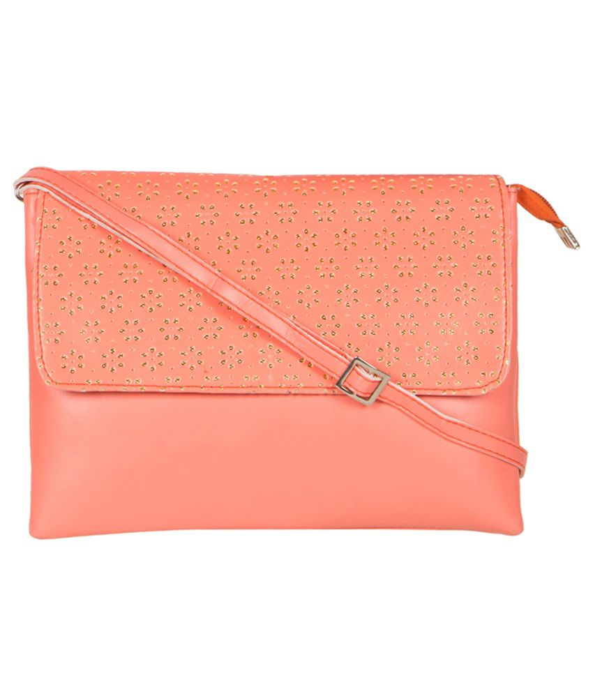 MTE Orange Sling Bag