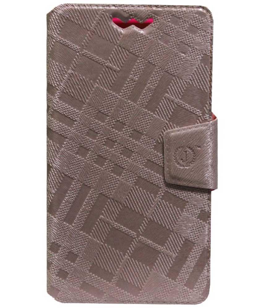 Jo Jo Flip Cover For Sony Xperia Z - Brown