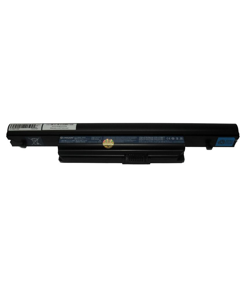 Lapcare 4400 mAh Li-ion Laptop Battery For Acer Aspire TimelineX AS3820TG-5462G64nss with actone mobile charging data cable