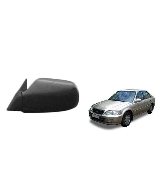 Speedwav Car Motorized Side Rear View Mirror Assembly Left Honda