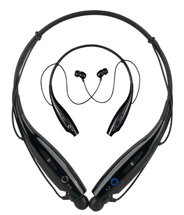 Buy Gadget Heros Wireless Bluetooth Headset Headphone Earphone For