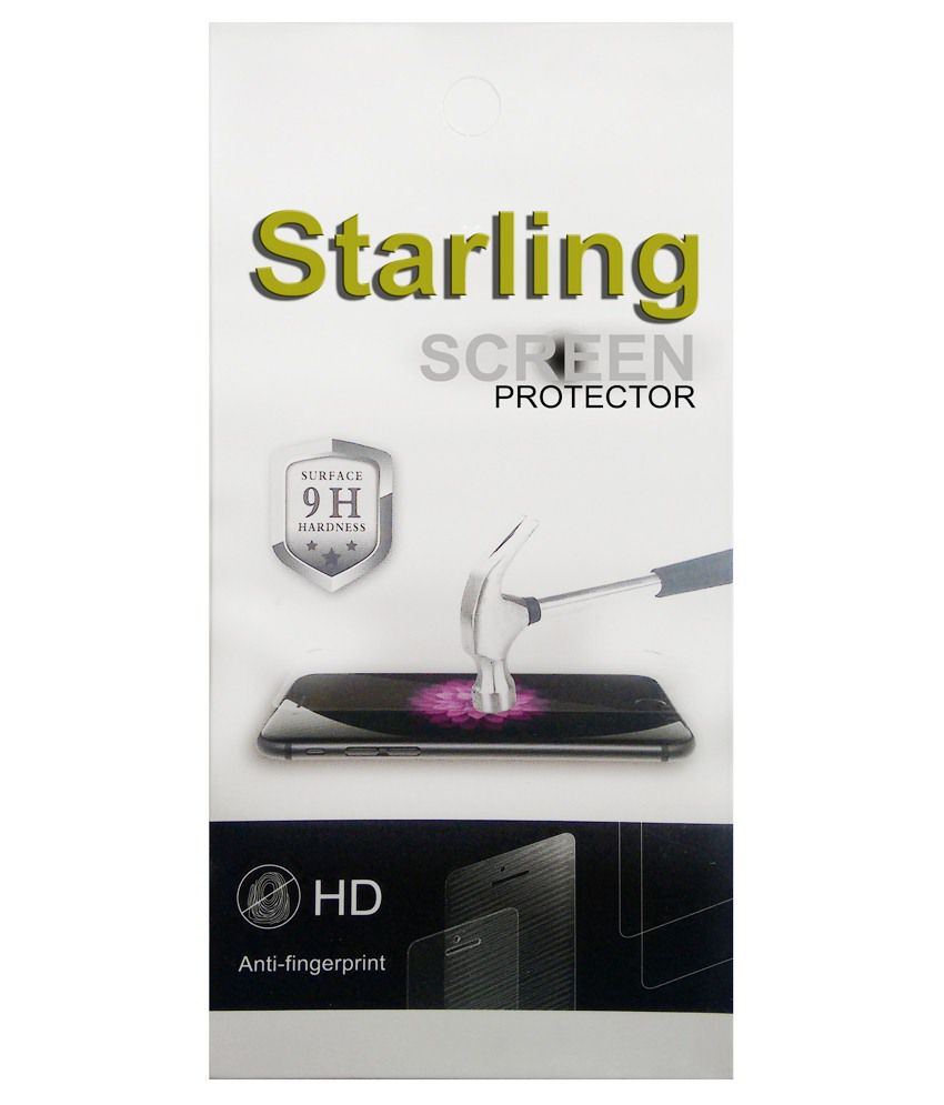 Starling Clear Screen Guard For Micromax Canvas Juice 2 Aq 5001