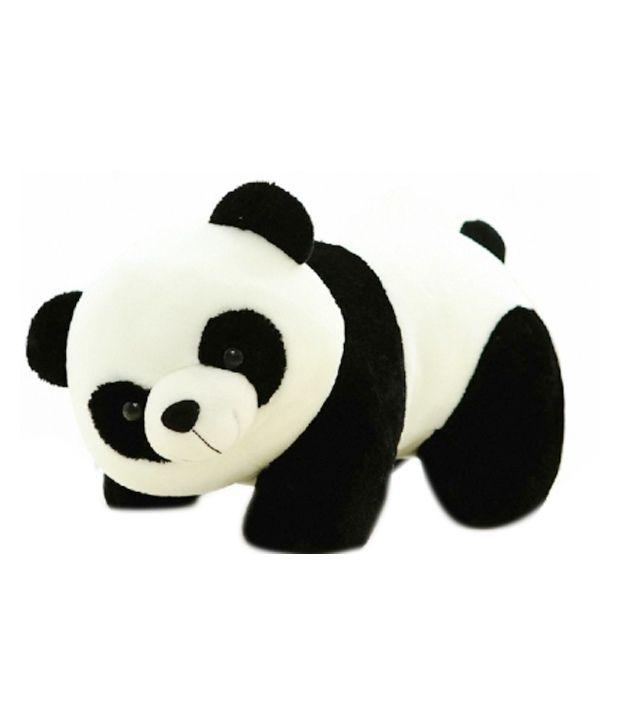a366938c7e8c ATC Toys Black Panda 40 cm Soft Toy - Buy ATC Toys Black Panda 40 cm Soft  Toy Online at Low Price - Snapdeal