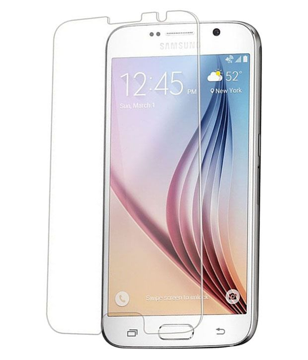 Samsung Galaxy S6 Tempered Glass Screen Guard by Royal