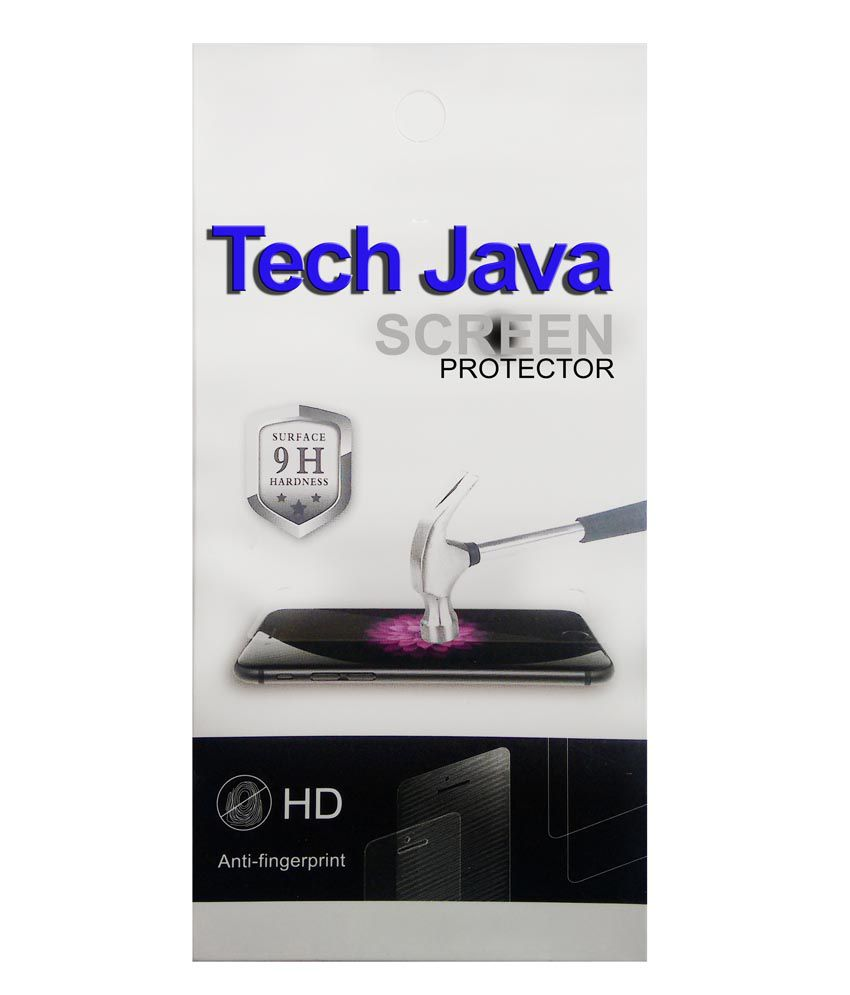 TechJava BigPanda SG389 Screen Guard For KARBONN A2 PLUS