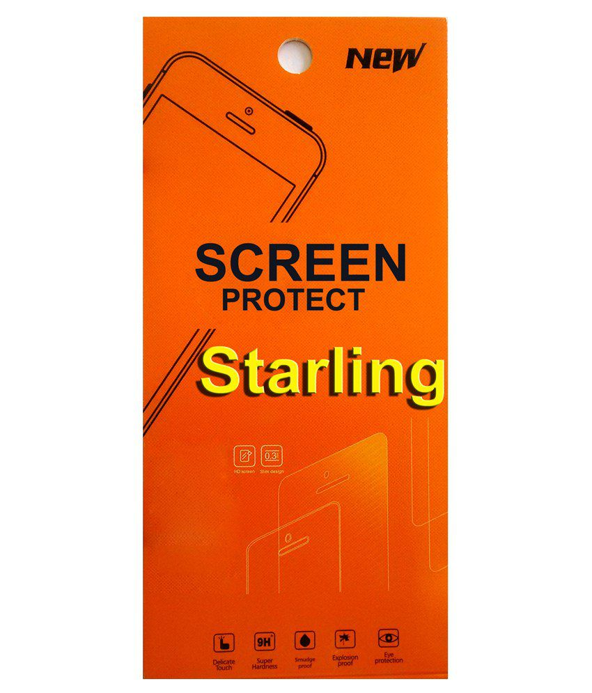 Starling Clear Screen Guard For Xolo Q710S