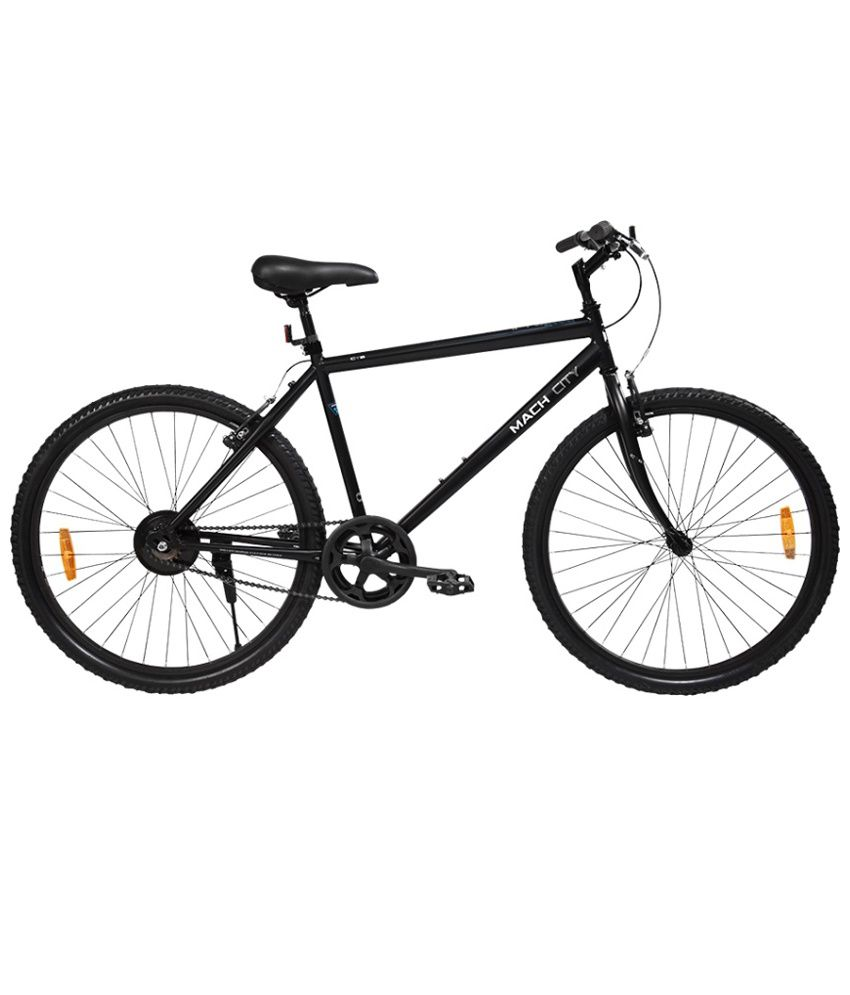 ibike city easy  Mach City iBike Bicycle: Buy Online at Best Price on Snapdeal