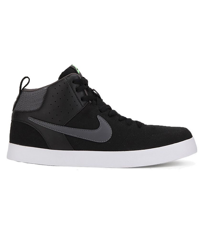 4dc6efc0f91 Nike Black Casual Shoes - Buy Nike Black Casual Shoes Online at Best ...