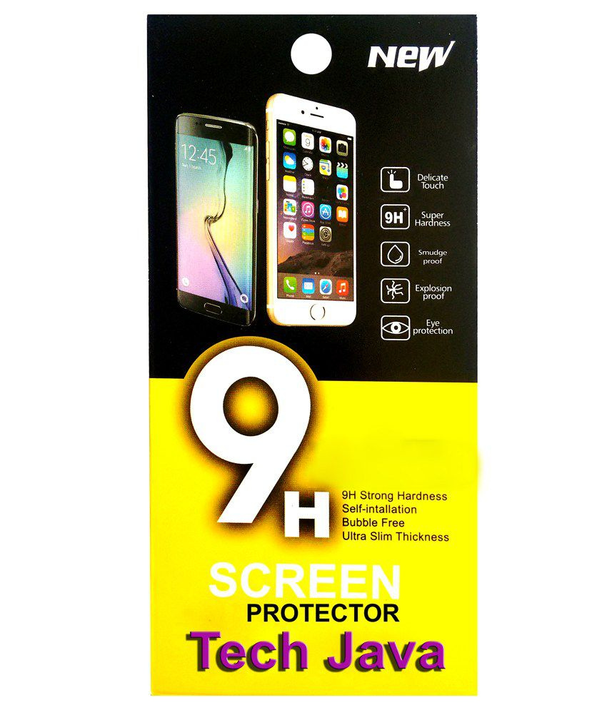 TechJava Clear Screen Guard for Samsung Galaxy Star Pro S7262
